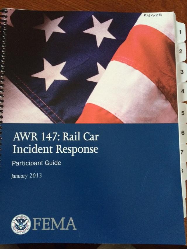AWR-147 Participant Manual